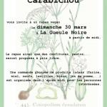 Affiche Carabichou